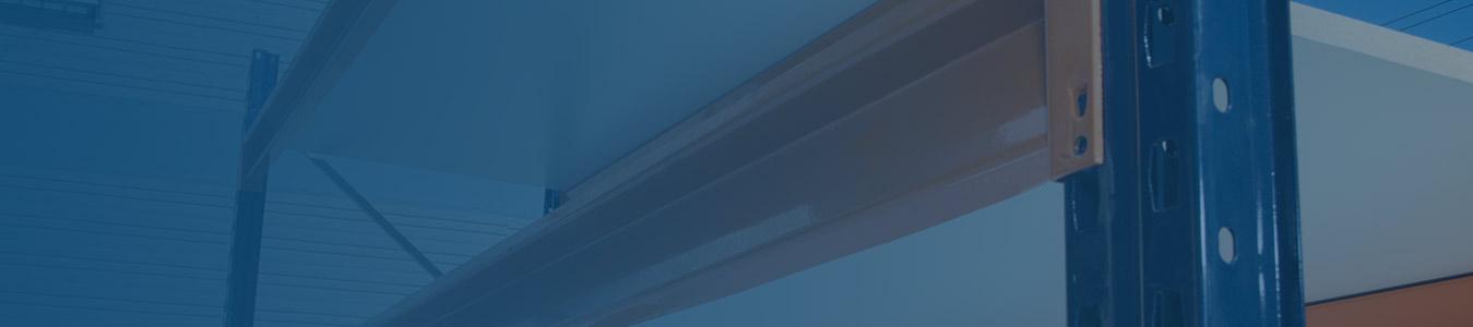 banner - Prateleiras industriais