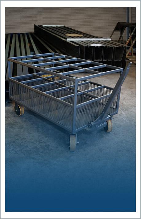 produtos - Carrinho de transporte de cargas