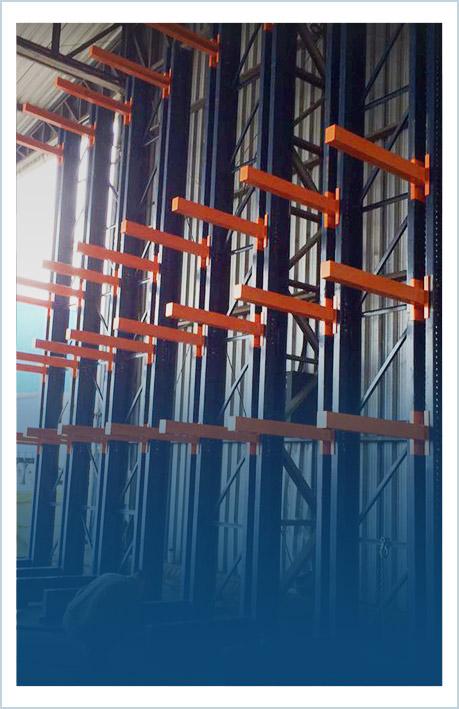 produtos - Estruturas Cantilever