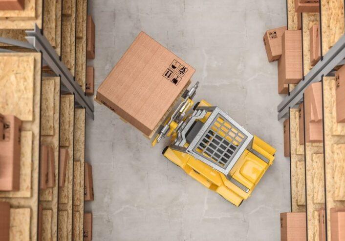 Projetos de armazenagem industrial: dicas para otimizar à sua realidade